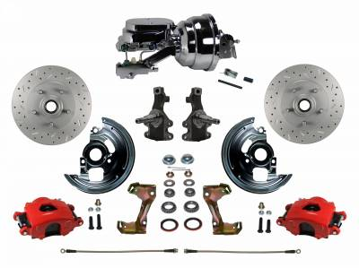 Leed Brakes F85 Front Disc Brake Kit