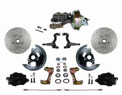 Firebird Power Front Disc Conversion Kit