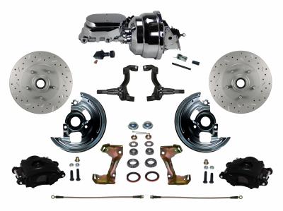 Skylark front disc brake conversion kit