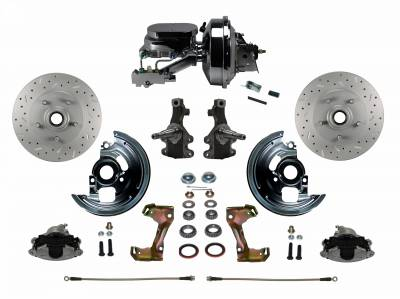 FC1007-F6B2X Power Front Conversion Chevy II
