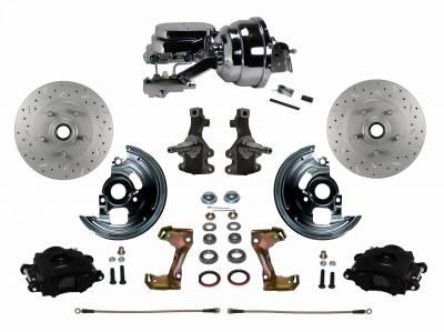 BFC1007-N6B2X Leed Brakes Nova Drop Spindle Kit