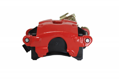 LEED Brakes Red Powder Coated Rear Caliper RH