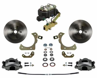 55-58 Chevy Manual Disc Brake Kit