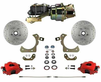 GM Full Size Front Disc Brake Kit