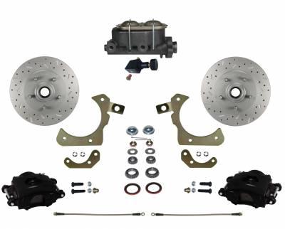Bel Air Manual Disc Brake kit
