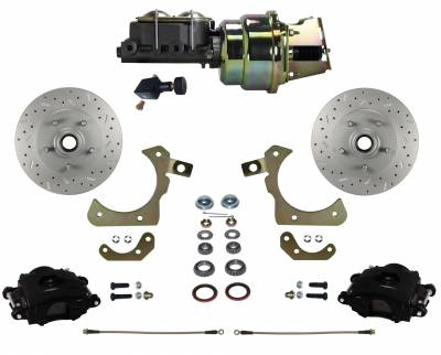 Impala Front Power Disc Brake kit