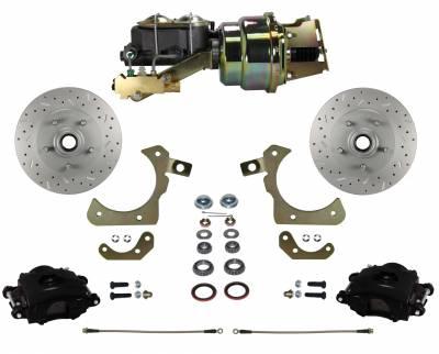 Bel Air Drum to Disc Brake kit