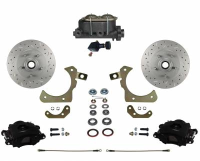 Bel Air Manual Disc Brake kit