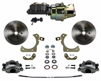 55-58 Chevrolet Power Disc Brake Conversion Kit
