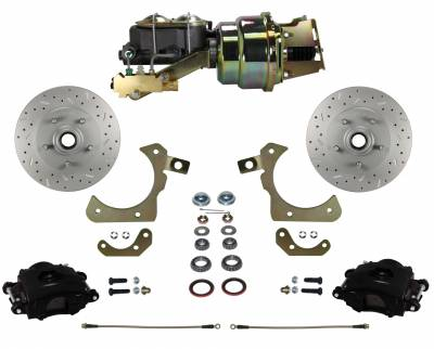 Bel Air Drum to Disc Brake kit