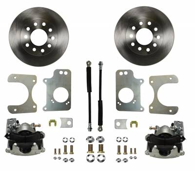 F Body Rear Disc Brake Kit - LEED Brakes