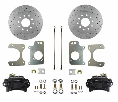 GM 3 Bolt Flange Rear Disc Brake kit