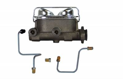 64-66 Mustang Drum Brake Master Cylinder Upgrade - LEED Brakes