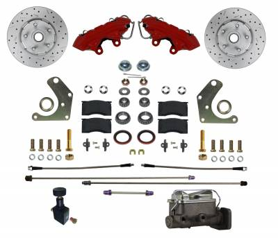Mopar Manual Front Brake Kit