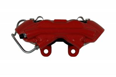 65-66 Mustang Red Powder Coated Caliper
