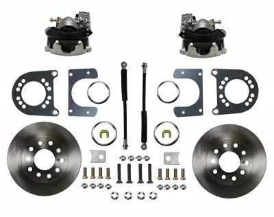 Rear Disc Brake Conversion Kit - GM Full Size