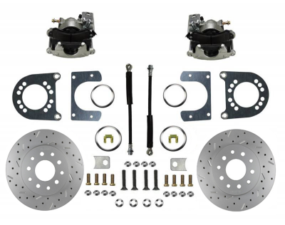 Rear Disc Brake Conversion Kit - GM Full Size - MaxGrip XDS