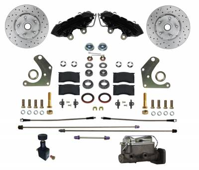 Mopar Front Disc Brake Kit