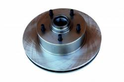 Disc Brake Parts - Brake Rotors - LEED Brakes - Rotor - Standard GM AXF Body