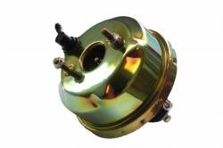 Universal Fit Products - Universal Power Brake Boosters - LEED Brakes - 7 inch Booster (Zinc)