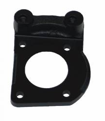 LEED Brakes - Caliper Mounting Bracket Set K/H with hardware Mustang 4 Piston - Image 4