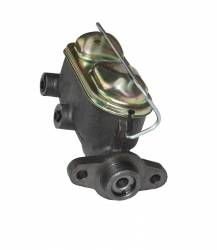 Mustang Dual Bowl Master Cylinder Rear Quarter View