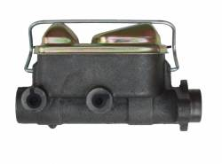 Mustang Dual Bowl Master Cylinder Side View