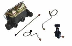 LEED Brakes - Hydraulic Kit - Manual Brakes 67-69 Mustang