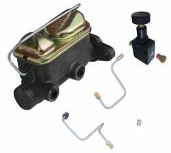 LEED Brakes - Hydraulic Kit - Manual Brakes 64.5-66 Mustang