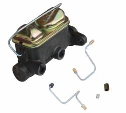 Master Cylinders & Power Boosters - Brake Master Cylinder Kits - LEED Brakes - Hydraulic Kit - Manual Brakes 64.5-66 Ford Mustang