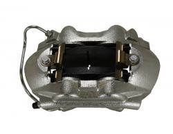 LEED Brakes - Caliper - Mustang 65-66 Loaded 3/8 inch inlet Stainless Steel Pistons RH