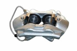LEED Brakes - Power Disc Brake Conversion 1970 Mustang with Manual Transmission | 4 Piston Caliper MaxGrip XDS Rotor - Image 4