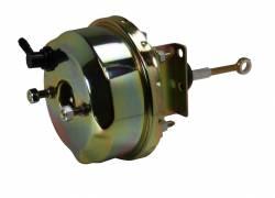 LEED Brakes - 7 inch Power Brake Booster with brackets (zinc)