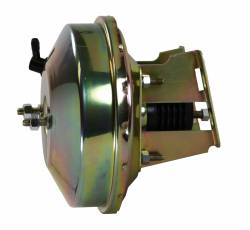 Power Brake Booster Kits - Power Booster Only - LEED Brakes - 9 inch power booster , Full Size, (Zinc)