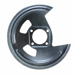Disc Brake Parts - Brackets - LEED Brakes - Rear Disc Brake Splash Shield (Left)