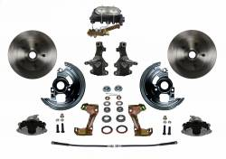 "Manual Front Kits - Manual Front Kit - 2"" Drop Spindles - _Standard Kit"