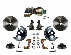 "Power Front Kits - Power Front Kit - 2"" Drop Spindles - _Standard Kit"