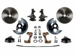 "Spindle Mount Kits - Spindle Mount Kit - 2"" Drop Spindles - _Standard Kit"