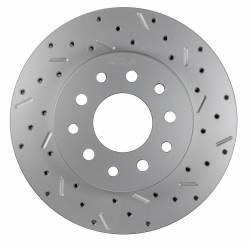 LEED Brakes - Rear Disc Brake Conversion Kit - MaxGrip XDS- Ford 8in 9in Small bearing - Image 3