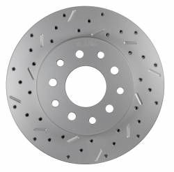 LEED Brakes - Rear Disc Brake Conversion Kit - with MaxGrip XDS Rotors Mopar 8-3/4 9-3/4 Rear Axles - Image 4