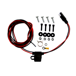 LEED Brakes Black Bandit Electric Vacuum Pump Wiring and Hardware