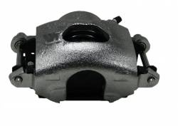 """LEED Brakes - Power Front Disc Brake Conversion Kit 2"""" Drop Spindle Cross Drilled and Slotted Rotors with 8"""" Dual Zinc Booster Cast Iron M/C Adjustable Proportioning Valve - Image 5"""