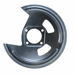 GM 10 & 12 Bolt rear disc brake splash sheild RH