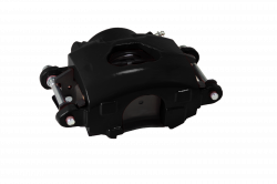 LEED Brakes - Caliper Single Piston GM Right side Black Powder Coated