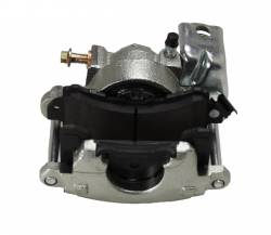 Disc Brake Parts - Brake Calipers - LEED Brakes - Rear Disc Brake Caliper with Parking Brake LH