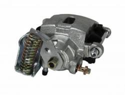 LEED Brakes - Rear Disc Brake Conversion Kit with MaxGrip XDS Rotors Red Calipers - Dana 35, Dana 44, Chrysler 8-1/4 - Image 6