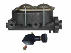 LEED Brakes - Manual Front Disc Brake Conversion Kit with Adjustable Proportioning Valve | MaxGrip XDS | Black Calipers - Image 7