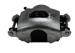 LEED Brakes - Spindle Mount Kit with MaxGrip Cross Drilled & Slotted Rotors - Image 3