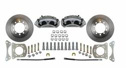 Front Disc Brake Conversion Kits - Spindle Mount Kits - LEED Brakes - Front Disc Brake Conversion kit - Knuckle Mount