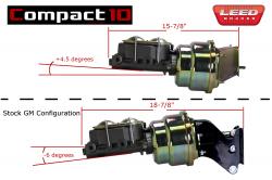 LEED Brakes Compact 10 Comparison